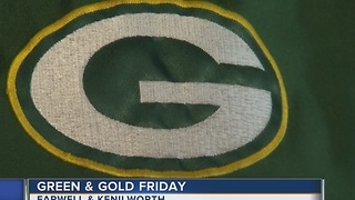 Green & Gold Friday - Video