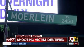 Victim identified in fatal shooting in Cincinnati's Clifton Heights neighborhood - Video