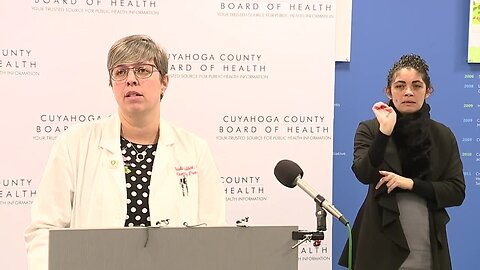 Cuyahoga County Board of Health says wearing masks does not replace social distancing