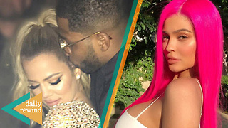 Khloe Kardashian FORGIVES Tristan, Kylie Jenner's Awkward Run In With Tyga At Coachella 2018 | DR - Video