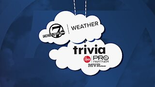 Weather trivia: Snow on Halloween