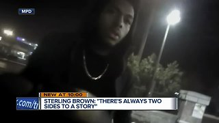 Sterling Brown talks about aftermath of tasing, moving forward