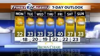 7 First Alert Forecast - 0318 11pm - Video