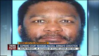 Former MacDill sergeant has conviction reversed - Video