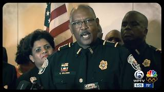 Riviera Beach council meeting about library derails, centers on Evans - Video