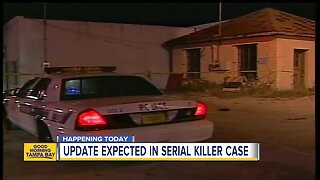 Suspected Florida serial killer arrested in Palm Beach County