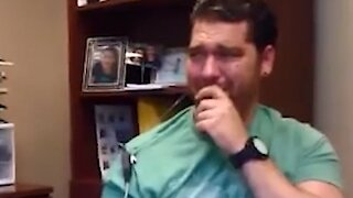 Emotional Moment When Man Hears For The First Time In 30 Years