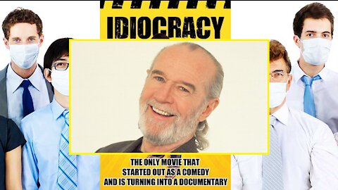 Covidiocracy? Did George Carlin and The Simpson's Warn Us? Can We Warn Everyone? What Happens?