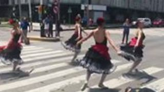 Mexico City Dancers Bring Ballet From the Stage to the Streets