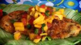 Florida Keys Recipe – Onion-Encrusted Yellowtail Snapper - Video