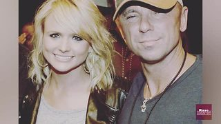 Miranda Lambert talks about touring with Kenny Chesney | Rare Country - Video