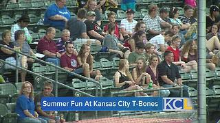 Kansas City T-Bones theme nights - Video