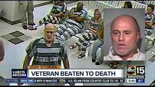 Glendale man accused of beating disabled stepfather to death - Video
