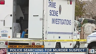 New details on North Las Vegas homicide - Video