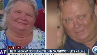 St. Lucie County sheriff to give update on homicide of 74-year-old woman - Video