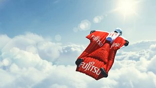Daredevil wingsuit pilot smashes three world records becoming fastest human in the world without a motor - Video