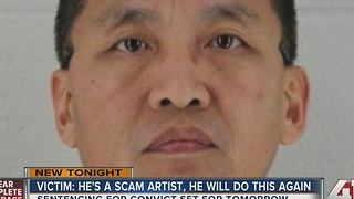 Victims of con artist speak out - Video