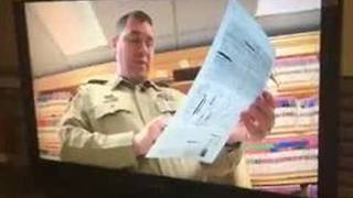 Sheriff Arnold Expected To Enter Guilty Plea - Video