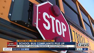 Transportation troubles pile up for Clark County School District - Video