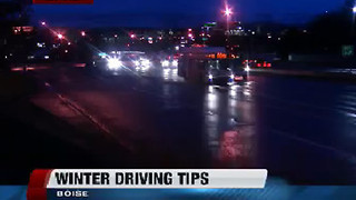 AAA winter driving tips