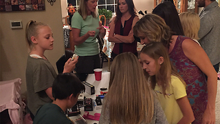 Self-defense at-home parties - Video