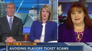 Taking action against ticket scams - Video