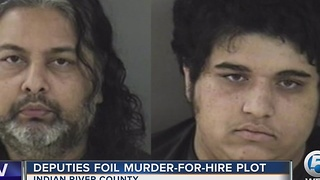 Deputies foil murder-for-hire plot - Video