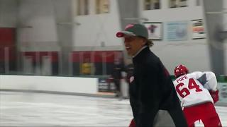 Report: Chris Chelios moving on from Red Wings - Video