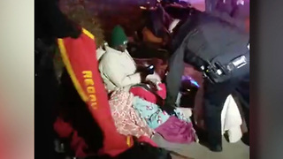 Denver PD ordered not to take survival gear from homeless - Video
