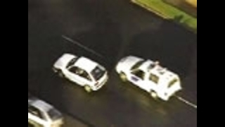 Crazy Australian Car Chase - Video
