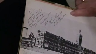 Gloria Allred Refuses To Deny Yearbook With Roy Moore's Signature Is Forgery - Video