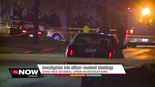 Officer-involved shootings in Northeast Ohio - Video
