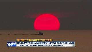 Cleveland ranked in top ten best U.S. cities to have a staycation - Video