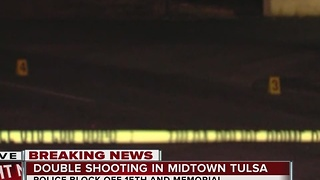 Two men injured in Midtown shooting - Video