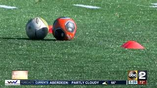 No. 1 Terps men's soccer team has Baltimore flavor - Video