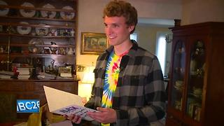 Neenah H.S. graduate, shot 6 times at rest stop, making a remarkable recovery - Video
