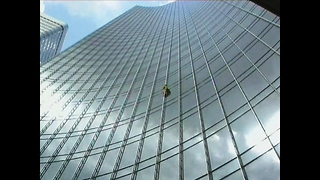 Spiderman Vs German Skyscraper