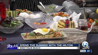 Spend the summer with the Hilton West Palm Beach - Video