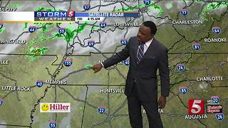 Lelan's Early Morning Forecast: Friday, July 14, 2017 - Video