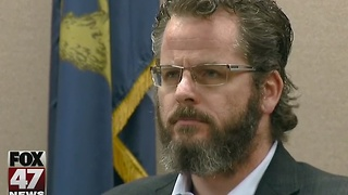 One charge dropped against former state lawmaker - Video