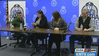Hansen family makes emotional plea - Video