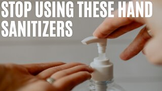 Health Canada Has Recalled Even More Hand Sanitizers Because They're Unsafe