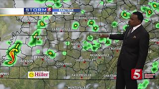 Lelan's Early Morning Forecast: Thursday, July 13, 2017 - Video