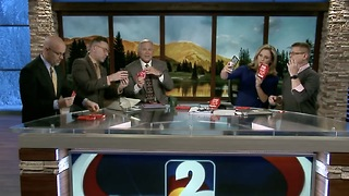 Local news attempts to eat world's hottest chip; What could go wrong right? - Video