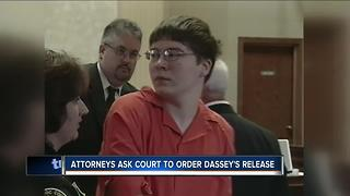 Attorneys asked for Brendan Dassey's release - Video