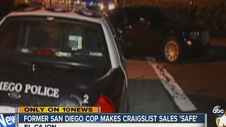 Former San Diego cop makes Craigslist sales