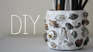 DIY: Shell Jar - Video