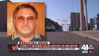 Neighbors say Virginia Shooter was isolated
