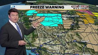 13 First Alert Weather for Monday evening - Video