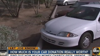 How much is your car donation really worth it? - Video